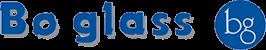 BoGlass logo